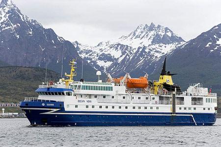 Ocean Nova Information Antarctica Cruise Ships By Argentina For Less - Antartica cruise ship