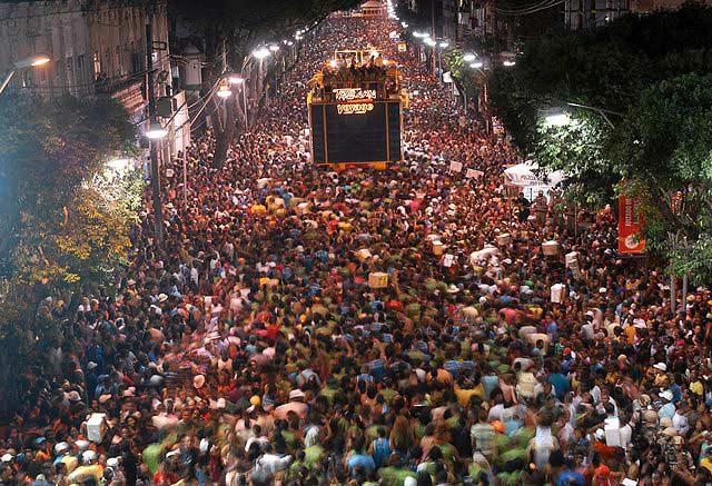 The Bahian Carnival