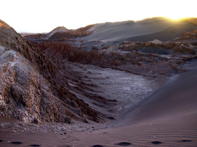 Valle De La Luna, San Pedro Atacama, Chile, Peru For Less
