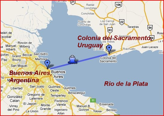 Colonia Del Sacramento A Wonderful Day Trip Latin America For Less