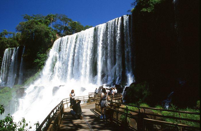 Bridge of Iguazu Falls Argentina - Terry Feuerborn - Flickr