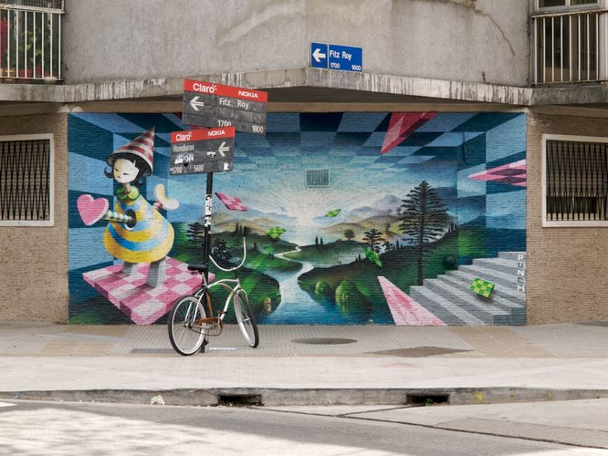 street art palermo buenos aires
