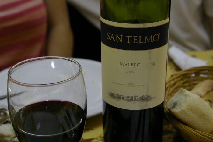 Dinner at desnivel San Telmo Buenos Aires