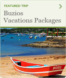 Buzios Vacations Packages