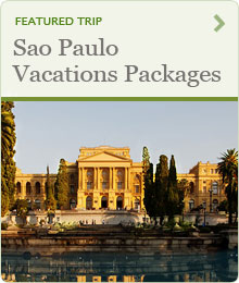 Sao Paulo Vacations Packages