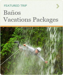 Baños Vacations Packages