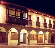 Peru hotels cusco hotels ecuador vacations by galapagos for Hotel casa andina classic plaza cusco